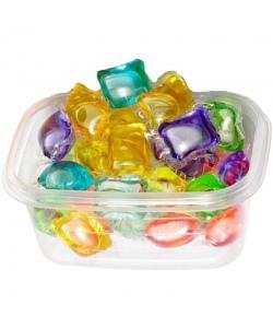 洗衣凝珠洗衣球洗衣膠囊-盒裝(50粒)