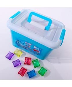 洗衣凝珠洗衣球洗衣膠囊-手提方盒(100粒)